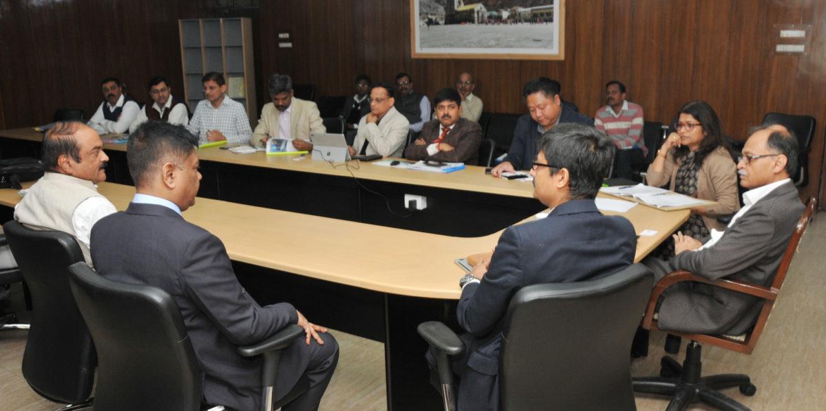 विदेशी उद्यमियों के साथ मुख्य सचिव की हुई  बैठक-क्या थी पूरी बैठक देखिए पूरी खबर