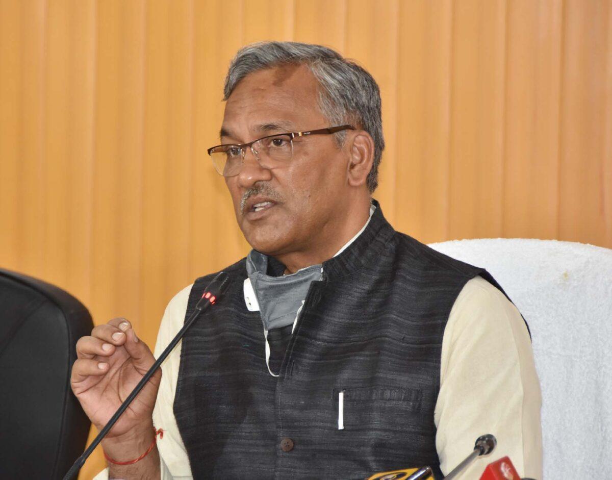 पिछले चार माह में हेल्थ इंफ्रास्ट्रक्चर को मजबूत किया गया : मुख्यमंत्री